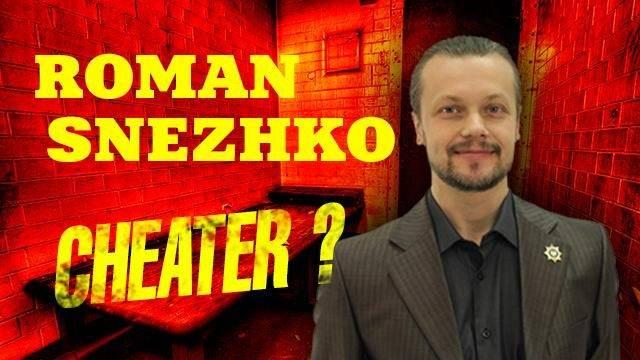 Roman Snezhko Сheater, swindler or deceiver
